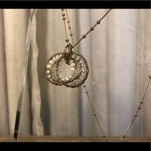 Van Heusen Long Pendent Necklace